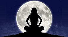 Full Moon Meditation Classes